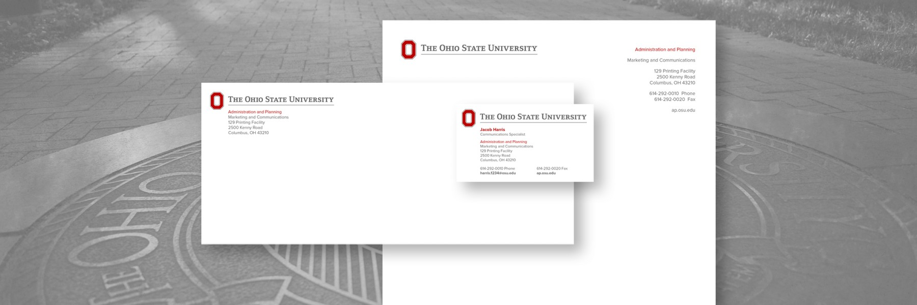 Home uniprint ohio state stationery official business cards letterhead and envelopes available only from uniprint magicingreecefo Choice Image